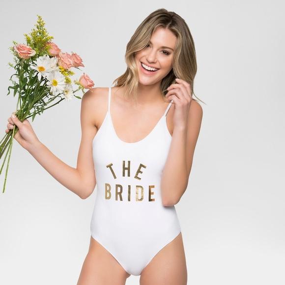 708661d4851a3 Vanilla Beach The Bride One Piece Cheeky Swimsuit.  M_5ae93de272ea88c233b407f0